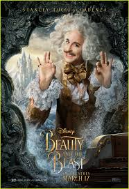 beauty u0026 the beast u0027 characters get brand new posters photo
