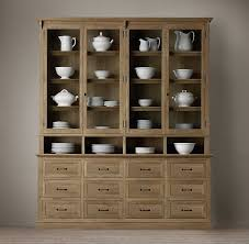 restoration hardware china cabinet apothecary display cabinet wood shelving cabinets restoration