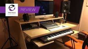 review platform from output a studio desk from a plug in