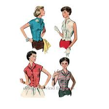 weskit blouse best easy sew blouse patterns for products on wanelo