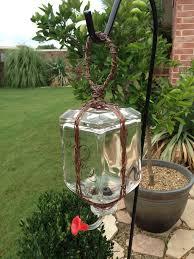 Hummingbird Garden Decor 15 Best Hummingbird Feeders Images On Pinterest Homemade