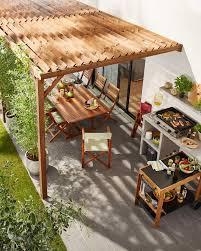 fabriquer cuisine exterieure exceptionnel fabriquer cuisine exterieure 8 pergola et tonnelle