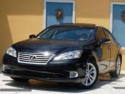 2012 lexus es 350 2012 lexus es 350 4dr sedan in ky paradise motor sports