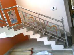 modern stainless stairs railing design railings of stairs 17 6 on