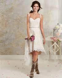 vintage high low wedding dresses 2016 short lace wedding dress a