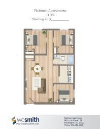 richman apartments wc smith