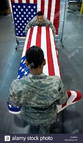 Interment Flag Military Funeral Casket Flag Stock Photos U0026 Military Funeral