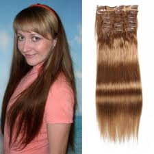 Light Brown Hair Extensions Best 100 Remy Human Hair Extensions Colored Real Hair Extensions