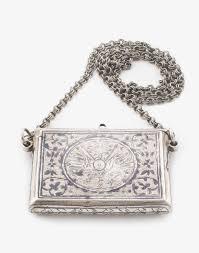 Antique Ottoman Antique Ottoman Silver Amulets Kichy