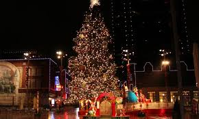 sundance square tree lighting 2017 6 christmas things to do in dallas with kids hilton mom voyage
