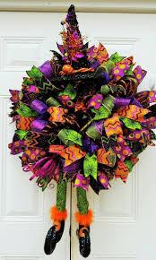 1402 best halloween wreaths images on pinterest halloween mesh