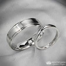 white gold wedding band sets top five trends in wedding bands for 2011