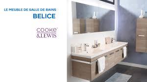 Armoire Jardin Castorama by Meuble De Salle De Bains Belice Cooke U0026 Lewis 648739 Castorama