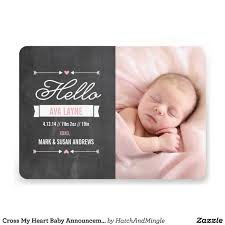 announcement cards 302 best baby birth announcement cards images on birth