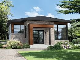 plan 90236pd one level contemporary home plan house and exterior
