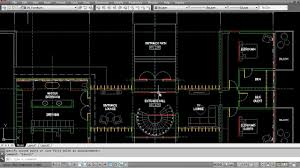 designing architectural plans in autocad and photoshop 2017 27