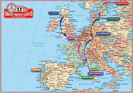 Monte Carlo Map News Bill Richards Racing