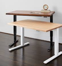 Stand Computer Desk by Humanscale Sit Stand Desk Rejuvenation