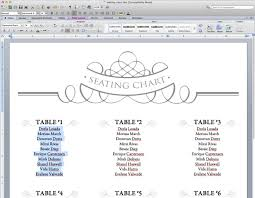 free table number templates table seating plan template free download enaction info