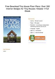 free home design ebook download tiny house floor plans over by myway issuu