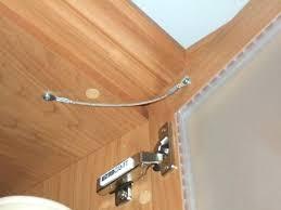 inset cabinet door stops cabinet door swing restrictor medium size of cabinet door stops