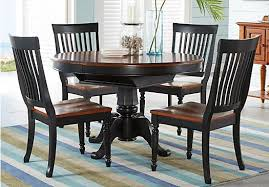 Room To Go Dining Sets Shop For A Cindy Crawford Ocean Grove White 5pc Rectangle Dining