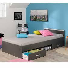 Schlafzimmer Bett Mit Schubladen Schlafzimmer Bett Profenas In Grau Mit Schubladen Wohnen De