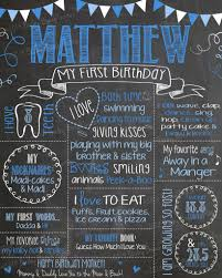 birthday chalkboard milestone birthday chalkboard you choose colors birthday