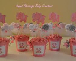 baby shower centerpieces elephant baby shower centerpiece etsy