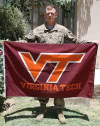Flag Corps Corps Alumnus Lt Col Patrick Hogeboom Named William U0026 Mary Game