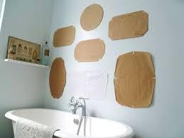 Vintage Mirrors For Bathrooms - mirror vintage round wall mirror frameless beveled bathroom