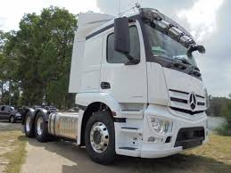 mercedes truck white 2017 mercedes benz 2646 actros 2646 l cab classicspace white for