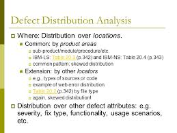 types of table ls chapter 20 defect classification and analysis general types of