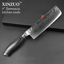 vg10 kitchen knives 7 inch kitchen knives 73 layers japanese vg10 damascus steel chef