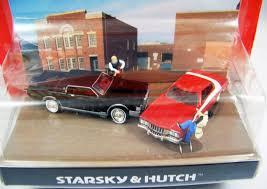 Ford Gran Torino Starsky And Hutch U0026 Hutch Johnny Lightning Tv Series Scene 1 64 Scale Ford