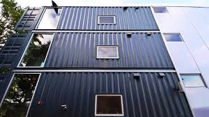 beautiful contemporary shipping container homes youtube