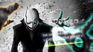 gaster the who speaks in undertale gaster theme remix the who speaks in