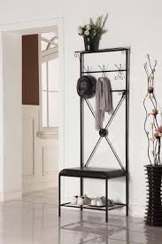 furniture adorable hall tree entry way stand bench buttom