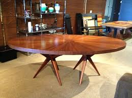 mid century modern max dining table contemporary room best 25