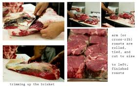 where does steak come from cutting up a beef chico locker