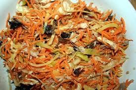 recette de cuisine vietnamienne salade de poulet à la vietnamienne open mag