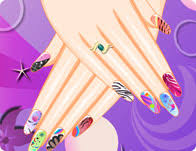nail games for girls games