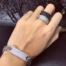 bracelet with ring designs images 2017 monaco designer top accessories fashion unique rope chain jpg