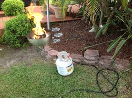 Easy Fire Pits by Torch72bck Single 72 U2033 Portable Propane Torch W Bowls Complete