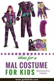 mal costume get your on with a descendants 2 mal costume