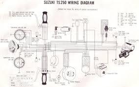 suzuki lt250e wiring diagram kentoro com