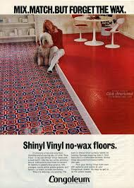 Congoleum Laminate Flooring Get Down With These Groovy Vinyl Floors From The U002770s Click