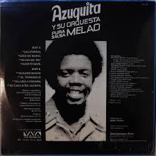 tropical cuties dely set forgotten treasure azuquita y su orquesta melao pura salsa 1975