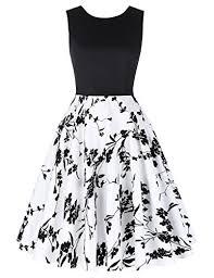 grace karin women u0027s 1950 u0027s vintage sleeveless swing dresses js6086