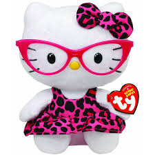 hello kitty beanie babies owning a hello kitty beanie baby is fun